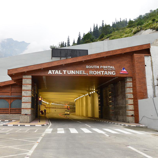 Atal Tunnel a quick tour