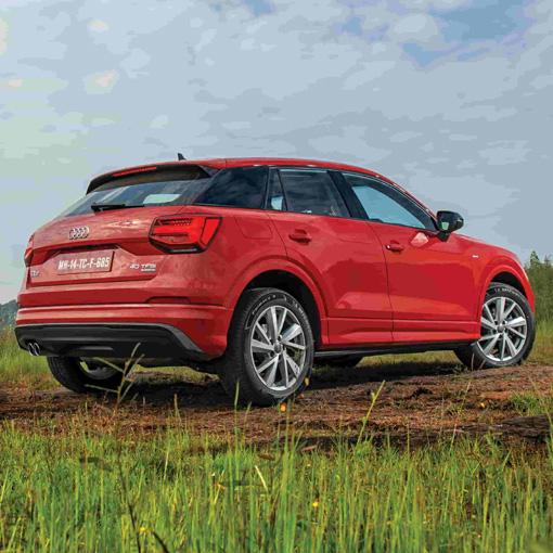 Audi Q2 launched