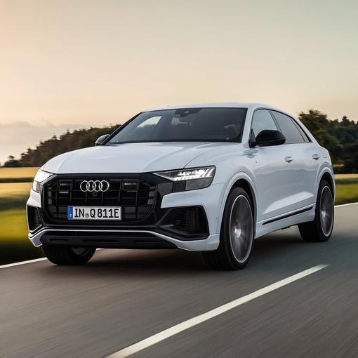 Audi Q8 plug-in hybrid revealed