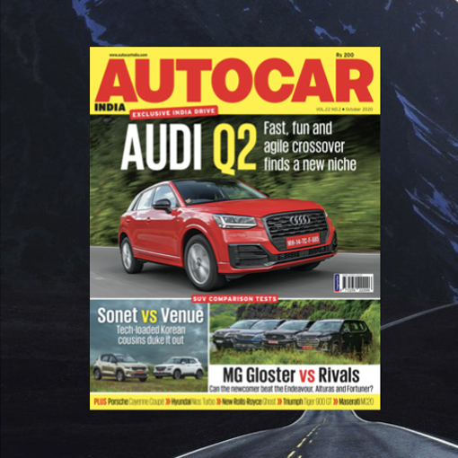 Autocar India October 2020 issue out now