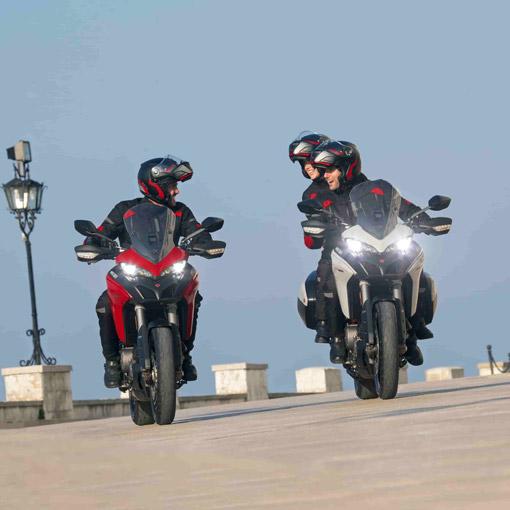 Ducati Multistrada 950 launch on november 2