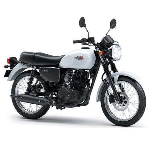 Kawasaki W175 coming to india