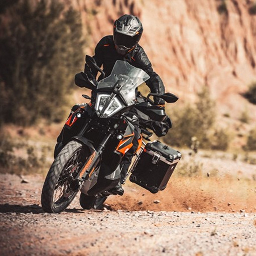 KTM 890 adventure unveiled