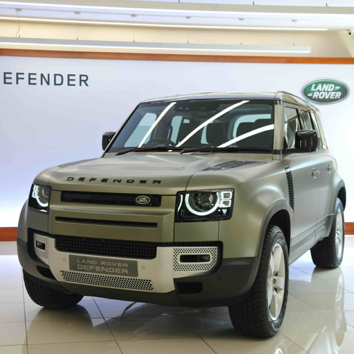 Land Rover Defender launched