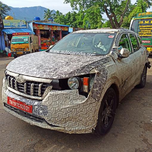 2021 Mahindra XUV500 to get ADAS