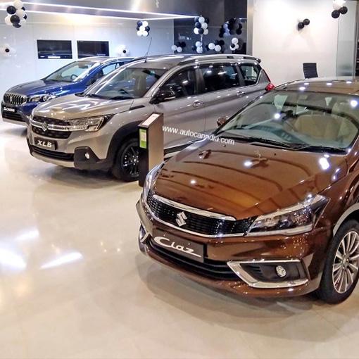 Maruti Suzuki Nexa cars discounts october 2020