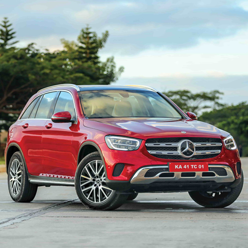 Mercedes Benz GLC key things to know