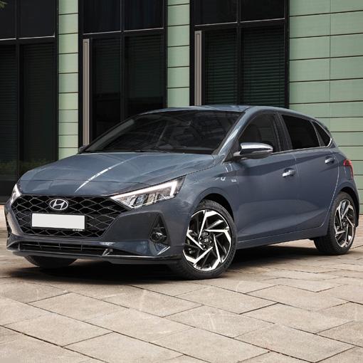 New Hyundai i20 interior spied