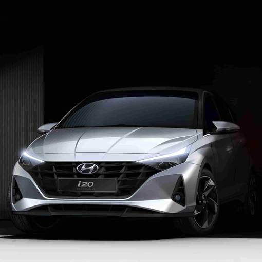 New Hyundai i20 previewed