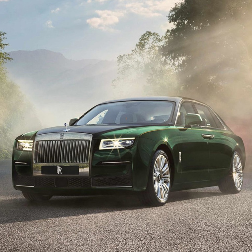 New Rolls Royce Ghost Extended Key things to know